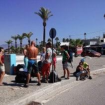 KLAMOWY wyjazd wspinaczkowy – Kalymnos Grecja 2014